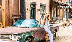 Katie Parfet Model Photo Shoot