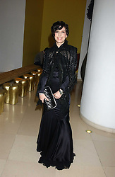 Singer SHARLEEN SPITERI at a Burns Night supper in aid of Clic Sargent & Children's Hospital Association Scotland hosted by Ewan McGregor, Sharleen Spieri and Lady Helen Taylor at St.Martin's Lane Hotel, 45 St Martin's Lane, London on 25th January 2006.<br /><br />NON EXCLUSIVE - WORLD RIGHTS