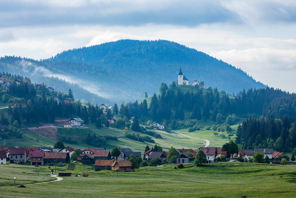 Loski Potok, Slovenia
