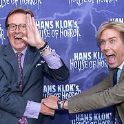 NLD/Amsterdam/20180816 - Inloop 1e Amsterdamse voorstelling Hans Klok on tour, Frank Jansen en Rogier Smit