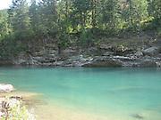 Glacier Nat'l Park River