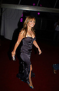 Gerri Halliwell. Glamour Women Of The Year Awards 2005, Berkeley Square, London.  June 7 2005. ONE TIME USE ONLY - DO NOT ARCHIVE  © Copyright Photograph by Dafydd Jones 66 Stockwell Park Rd. London SW9 0DA Tel 020 7733 0108 www.dafjones.com