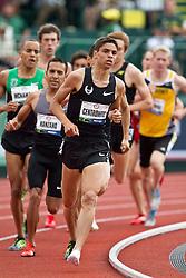 2012 USA Track & Field Olympic Trials: Men's 1500 meter final, Matthew Centrowitz