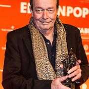 NLD/Amsterdam/20150202 - Edison Awards 2015, The Lau met zijn Ouvre Award