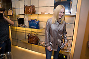 ANNABEL HORSLEY, Tod's JP Loafer Collection, party Tod's Boutique, 2-5 Old Bond Street, London W1.  31 March 2009