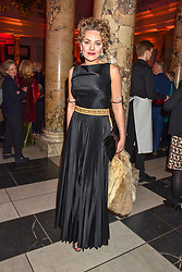Lady Martha Sitwell at the Mary Quant VIP Preview at The Victoria & Albert Museum, London, England. 03 April 2019. <br /> <br /> ***For fees please contact us prior to publication***