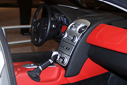 2005 CATA (Chicago Auto Show), interior of Mercedes Benz Concept car