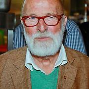 NLD/Amsterdam/20110516 - Boekpresentatie History van Cors van den Berg en William Rutten, Pierre Kartner en Andre van Duin