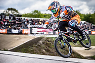 #42 (SCHIPPERS Jay) NED at Round 4 of the 2019 UCI BMX Supercross World Cup in Papendal, The Netherlands