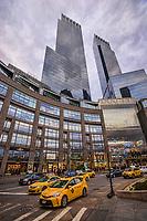 Time Warner Center, Columbus Circle