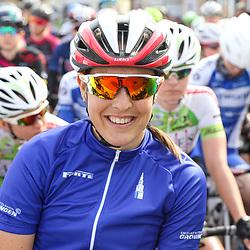 BORKUM (GER) wielrennen <br />De slotetappe van de Energiewachttour 2016 werd verreden op het Duitse Waddeneiland Borkum.<br />Lucinda Brand