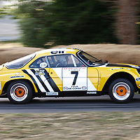 #7 Alpine-Renault A110, Goodwood Festival of Speed 2015