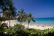 Kaunaoa Bay, Mauna Kea Beach, Kohala Coast, Island of Hawaii