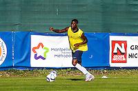 William Remy  - 30.06.2015 - Reprise de Montpellier - 2015/2016<br />Photo : Alexandre Dimou / Icon Sport