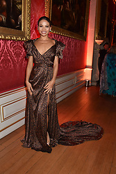 Viscountess Weymouth at the Tusk Ball at Kensington Palace, London, England. 09 May 2019.
