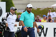 Francesco MOLINARI during the 4th day of the BMW PGA Championship at Wentworth, Virginia Water, United Kingdom on 24 May 2015. Photo by Ellie  Hoad.