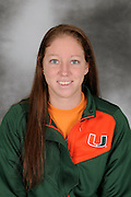 2009 University of Miami Swimming & Diving Photo Day