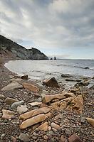 La Bloc Beach, Cape Breton Highlands National Park, Cape Breton Island Nova Scotia, Cape Breton Island Nova Scotia