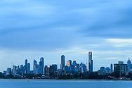 Oceania; Australia; Australian; Down Under; Victoria, Melborne Skyline