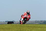 April 19-21, 2013- Andrea Dovizioso (ITA), Ducati Team