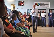 VP Joe Biden in New Orleans Visiting YEP