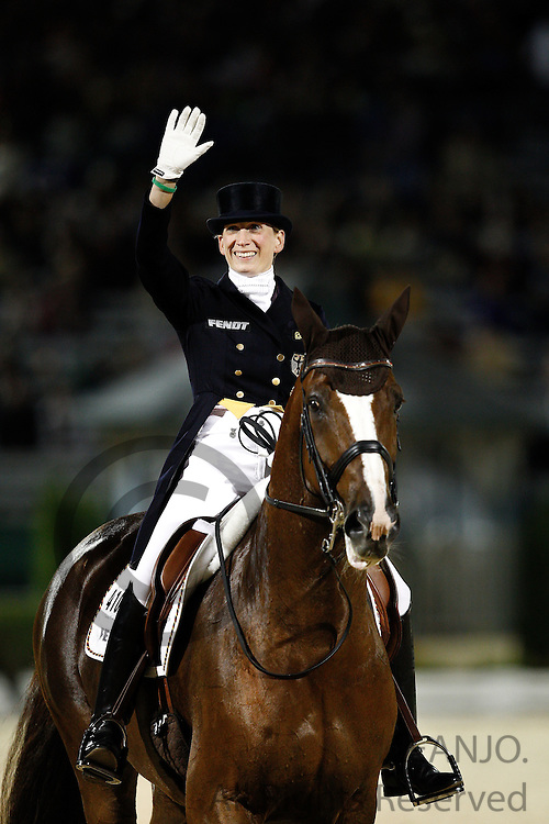 Anabel Balkenhol - Dablino<br /> Alltech FEI World Equestrian Games <br /> Lexington - Kentucky 2010<br /> © DigiShots