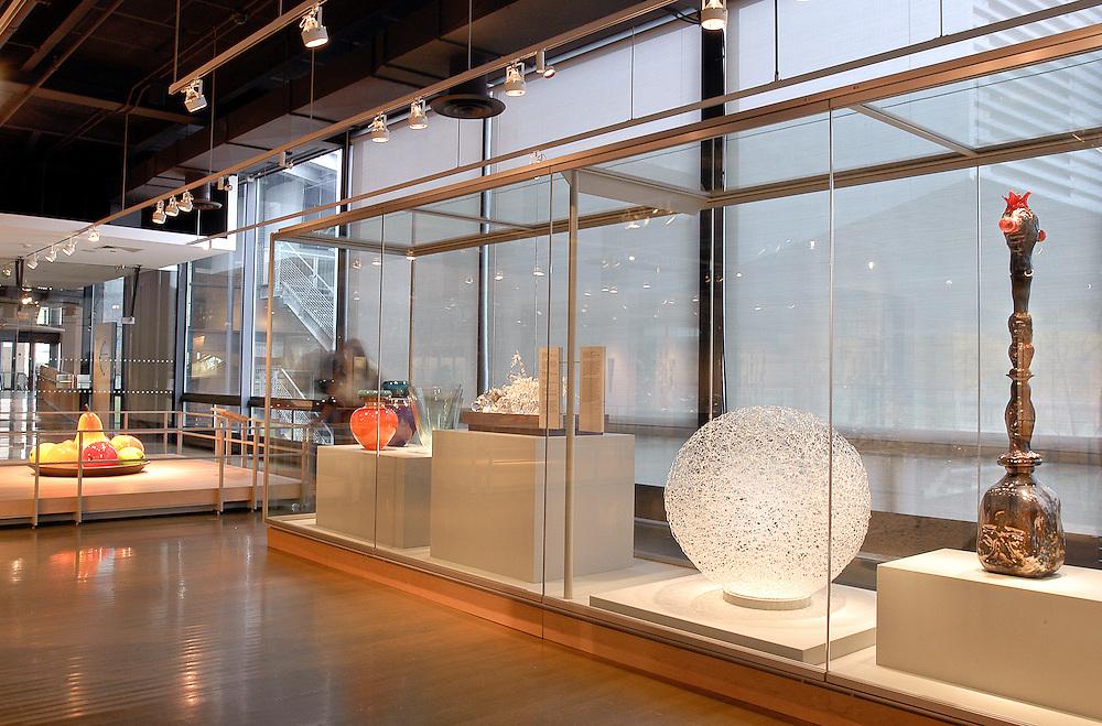 Glass Museum, Corning, NY, USA