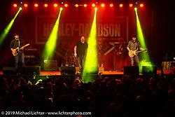 Uncle Kracker concert at the Broken Spoke Saloon during Daytona Bike Week. Orlando, FL. USA. Saturday March 10, 2018. Photography ©2018 Michael Lichter.