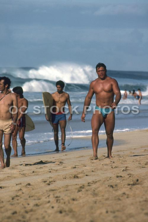 Beach Lifestyle Circa 1984