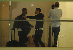 October 3, 2017 - Na - Cascais, 10/02/2017 - Concentration of the National Futenol Team at the Hotel Mirage in Cascais. Gonçalo Guedes  (Credit Image: © Atlantico Press via ZUMA Wire)