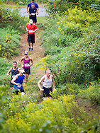 3.5 mile trail run held in support of Green Valleys Watershed Association in September 2015.