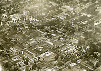1935 Looking at Hollywood Blvd. & Western Ave.