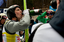 BARDAL Anders (NOR)  after Flying Hill Individual competition at 4th day of FIS Ski Jumping World Cup Finals Planica 2012, on March 18, 2012, Planica, Slovenia. (Photo by Urban Urbanc / Sportida.com)