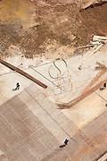 Building works at Villagio Vista, Accra, Ghana 2011
