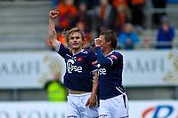 08.07.2012, Tippeligaen, Color Line stadio, Eliteserien, Aafk - Viking,Trond Olsen, Foto: Kenneth Hjelle Digitalsport