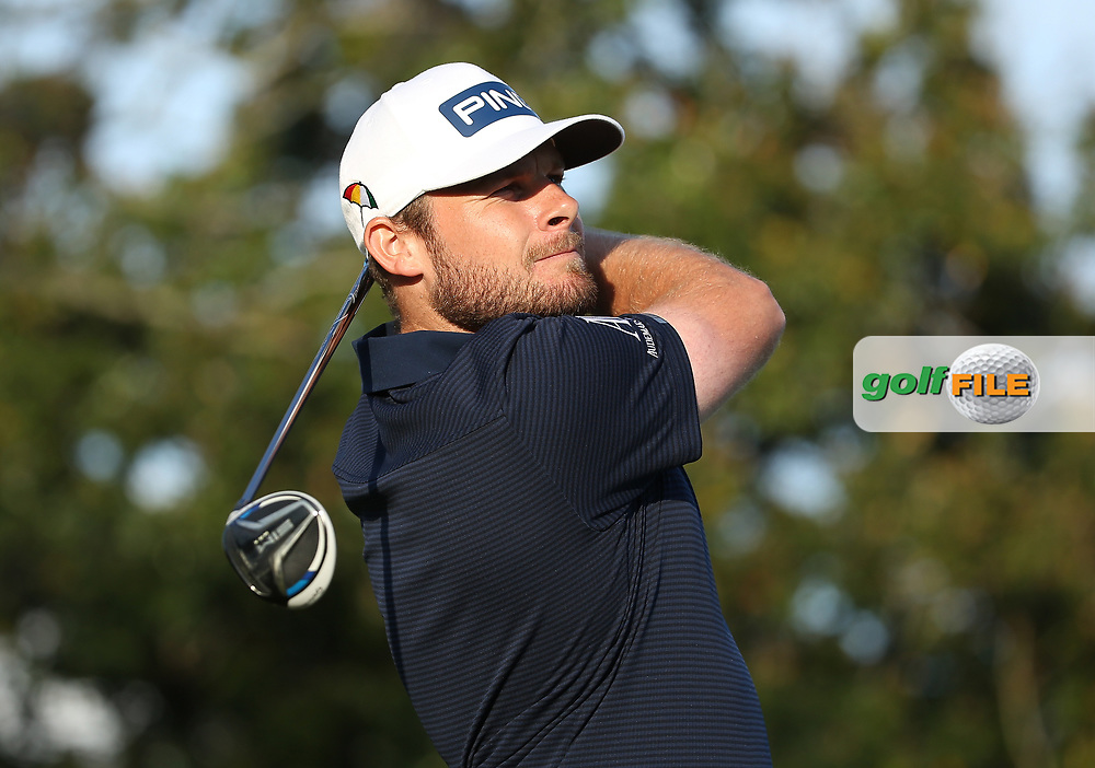 Tyrrell Hatton (ENG) during the 3rd round of the Arnold Palmer Invitational presented by Mastercard, Bay Hill, Orlando, Florida, USA. 07/03/2020.<br /> Picture: Golffile | Scott Halleran<br /> <br /> <br /> All photo usage must carry mandatory copyright credit (© Golffile | Scott Halleran)
