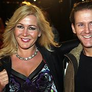 NLD/Den Bosch/20080222 - Premiere Pinokkio, Sittah Koene met assistent Eugene Jans