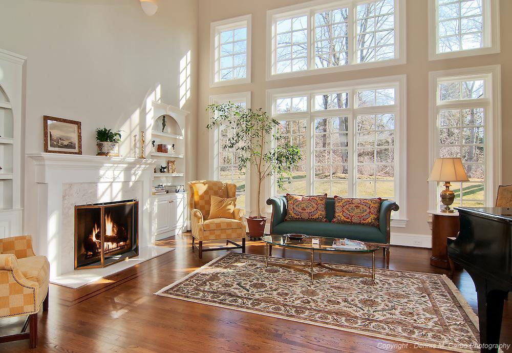 Sunny Great Room - Avon, CT