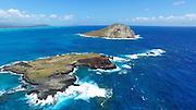 Kaohikaipu Island, Makapuu, Beach, Oahu, Hawaii
