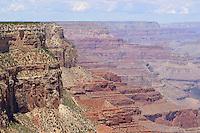 THE Abyss, Grand Canyon,Arizona. Grand Canyon National Park, USA.
