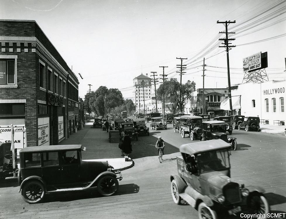 1930 Sunset Blvd. & Cahuenga Ave.