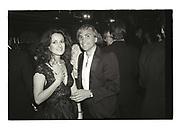 Isobel Goldsmith, Business gig, London. 1985