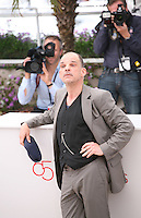 Denis Lavant  at the Holy Motors photocall at the 65th Cannes Film Festival France. Wednesday 23rd May 2012 in Cannes Film Festival, France.