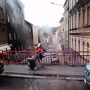 Zizkov#2. #prag #praha #Prague #czechrepublic #zizkov #street #dailylife #woman