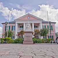 PARLIAMENT BUILDINGS- TRAVEL STOCK PHOTOS OF THE BAHAMAS