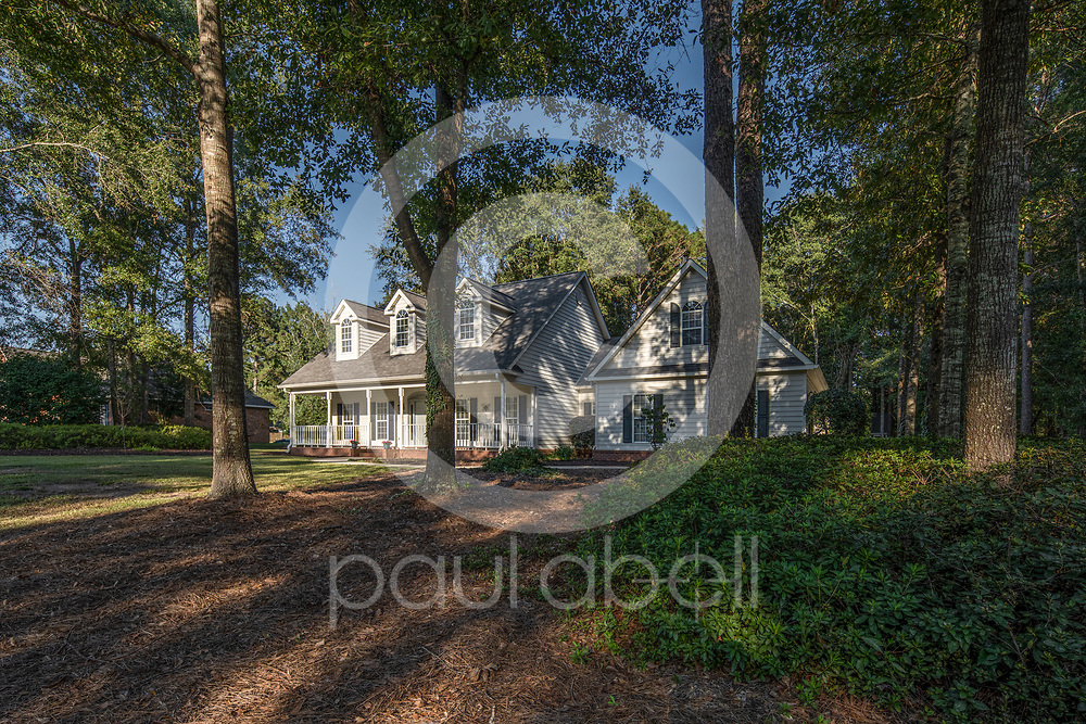 General exterior real estate imagery of a home located at 105 Glenda, DR, Bonaire, GA. (Paul Abell via Abell Architectural and Real Estate Photography for Victoria Payne)