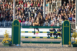 Hough Lauren, USA, Quantas 15<br /> CSI5* Jumping<br /> Royal Windsor Horse Show<br /> © Hippo Foto - Jon Stroud