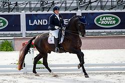 Susan Treabess, (USA), Kamiakin - Team Competition Grade IV Para Dressage - Alltech FEI World Equestrian Games™ 2014 - Normandy, France.<br /> © Hippo Foto Team - Jon Stroud <br /> 25/06/14