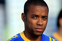 20090604: TERESOPOLIS, BRAZIL - Brazil National Team preparing match against Uruguay. In picture: Robinho. PHOTO: CITYFILES