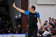 DESCRIZIONE : Eurocup 2014/15 Last 32 Gruppo H Dinamo Banco di Sardegna Sassari - Buducnost VOLI Podgorica<br /> GIOCATORE : Emilio Perez Pizarro<br /> CATEGORIA : Arbitro Referee Mani<br /> SQUADRA : Arbitro Referee<br /> EVENTO : Eurocup 2014/2015<br /> GARA : Dinamo Banco di Sardegna Sassari - Buducnost VOLI Podgorica<br /> DATA : 28/01/2015<br /> SPORT : Pallacanestro <br /> AUTORE : Agenzia Ciamillo-Castoria / Luigi Canu<br /> Galleria : Eurocup 2014/2015<br /> Fotonotizia : Eurocup 2014/15 Last 32 Gruppo H Dinamo Banco di Sardegna Sassari - Buducnost VOLI Podgorica<br /> Predefinita :